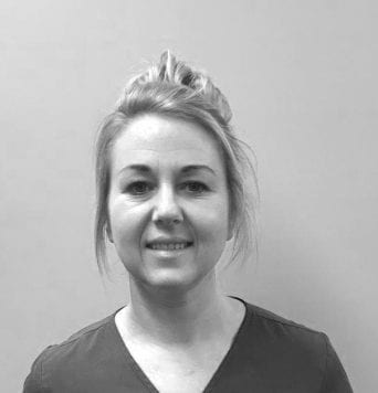 Claire Hayes, Practice Manager at Beech House Veterinary Centre in Warrington