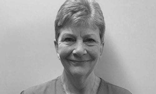 Pauline Clark, Office Manager at Beech House Veterinary Centre in Warrington